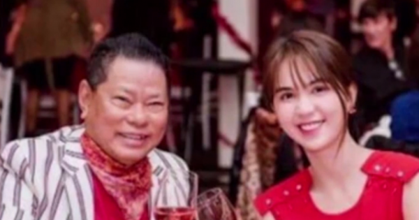 Nữ Hoàng Nội Y Ngọc Trinh Sinh 2 Con Cho Tỉ Phú Hoàng Kiều