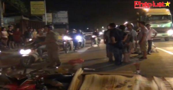 Tai nạn giao thông nghiêm trọng tại Đồng Nai