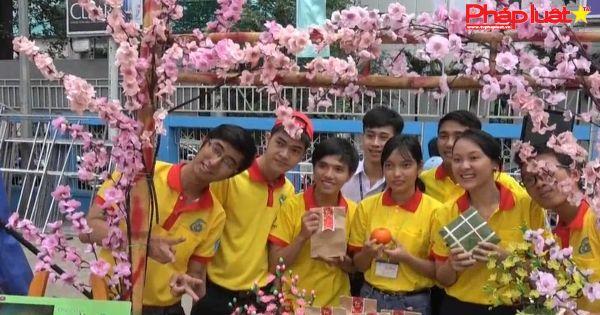 TP.HCM: 1000 bánh chưng tặng người nghèo