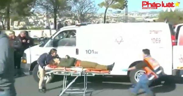 17 binh lính thương vong ở Jerusalem