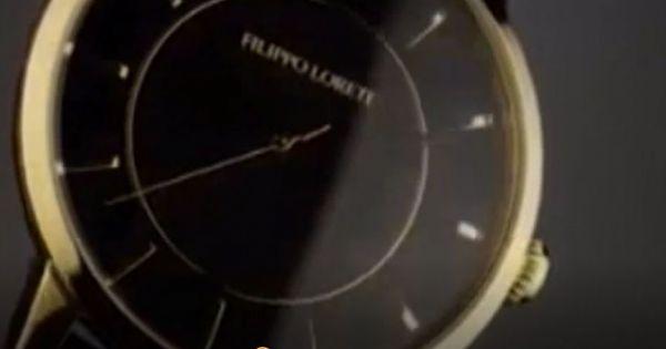Italia ra mắt đồng hồ Filippo Loreti