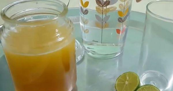 5 lí do mà mọi người nên uống nước chanh mật ong