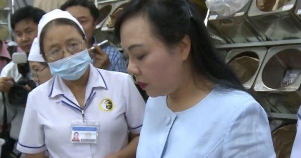 Bộ trưởng Bộ Y tế: Cần phát triển y học cổ truyền trong dân