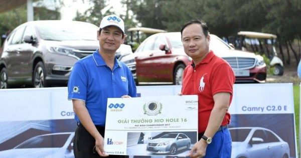 7 tỉ đồng dành cho golfer xuất sắc nhất Giải FLC Golf Championship 2017