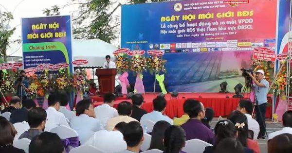 Sôi động Ngày hội môi giới bất động sản Việt Nam