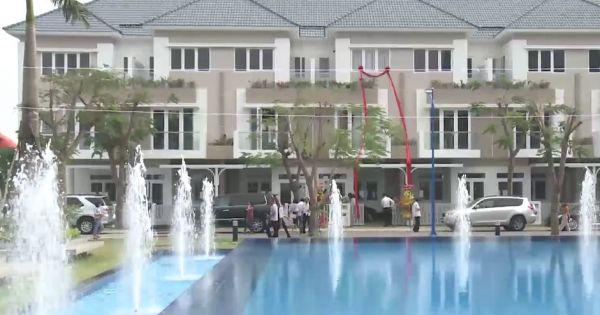 Công ty Khang Điền mở bán khu nhà liên kế vườn Merita