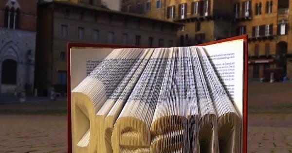 Nghệ thuật xếp sách sự sáng tạo là vô biên