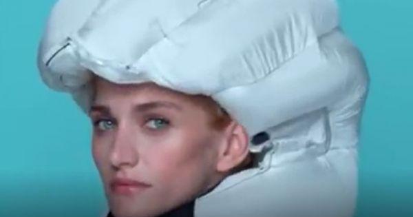 Sáng tạo túi khí bảo hiểm đầu khi bị va chạm té ngã