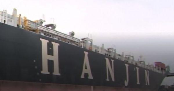 Việt Nam sớm rút hàng ra khỏi 5.000 container từ các tàu biển Hanjin