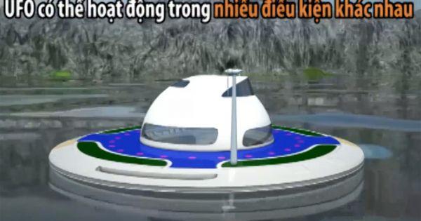 Con thuyền vượt hồng thủy thời hiện đại