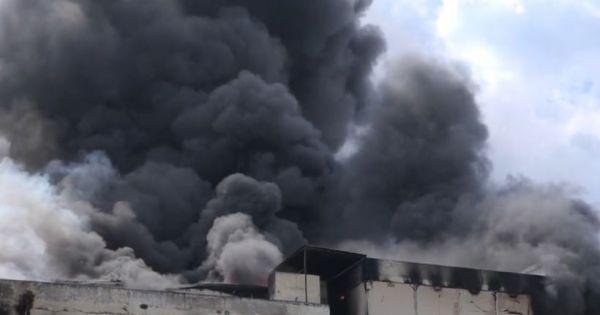 Những con số trong vụ cháy công ty may ở Cần Thơ