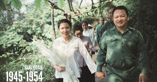 """Bộ ảnh """"100 năm đám cưới Việt Nam"""" hút hồn cư dân mạng"""