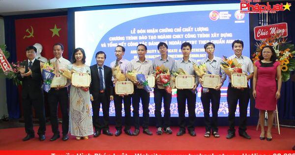 Thêm 1 ngành học của Việt Nam đạt chuẩn chất lượng Đông Nam Á