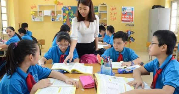 Ý tưởng bỏ biên chế giáo viên có thể làm nát hệ thống giáo dục