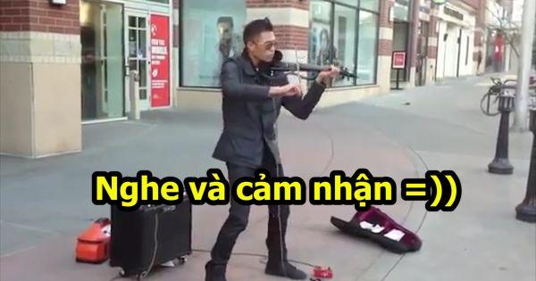 Màn cover violin cực đĩnh