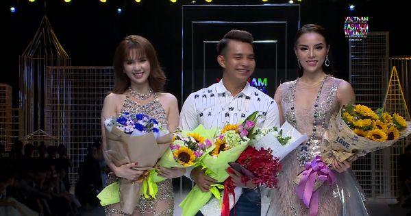 Do Long - Vietnam international fashion week spring summer 2017