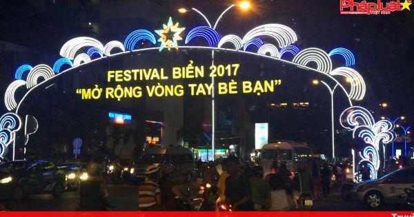 Tưng bừng Festival biển Nha Trang 2017