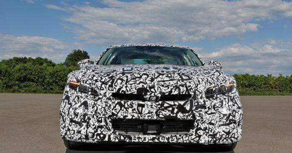 Honda Accord 2018 sẽ ra mắt vào giữa tháng 7
