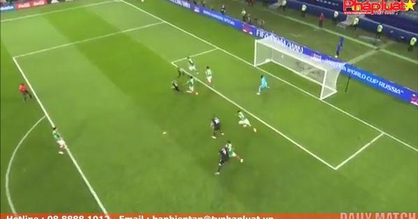 Mexico đẩy cao đội hình đánh bại New Zealand chung cuộc 2- 1