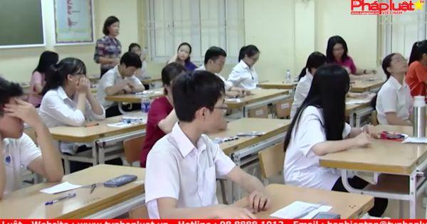 Điểm 10 phủ khắp các môn thi THPT quốc gia