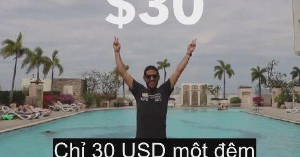 Du lịch Thái cực rẻ... một đêm ở resort chỉ 30 USD