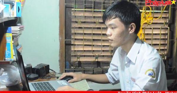 Cậu bé mồ côi đạt 29,25 điểm khối A mơ thành kỹ sư công nghệ