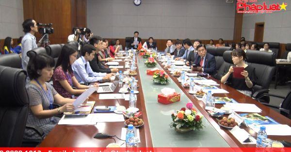 ĐH Nguyễn Tất Thành tăng cường hợp tác quốc tế