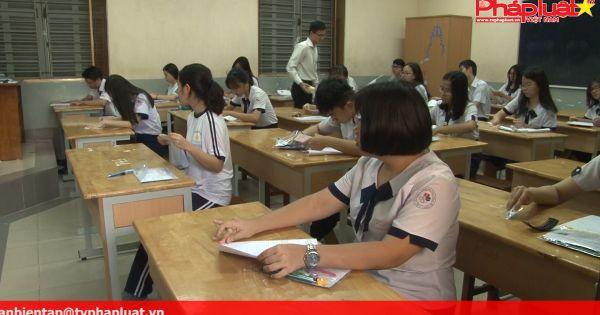Nhiều trường đại học trên cả nước công bố điểm chuẩn