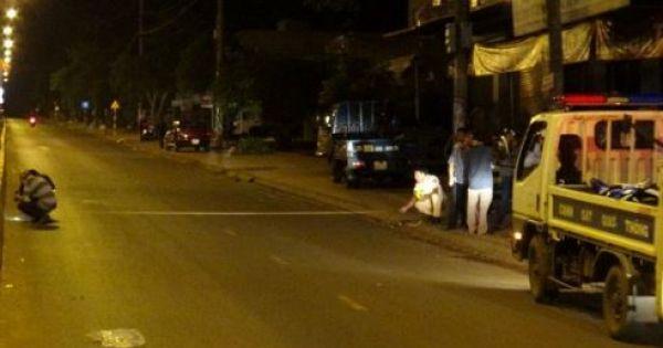 Chạy sang đường, cô gái bị tông chấn thương sọ não tại Đăk Lăk