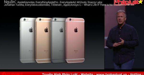Apple đã bán được tổng cộng bao nhiêu chiếc iPhone ?