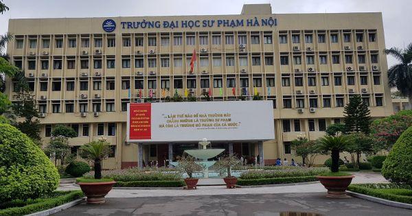 Đại học Sư phạm Hà Nội tái bổ nhiệm Trưởng khoa vi phạm ?