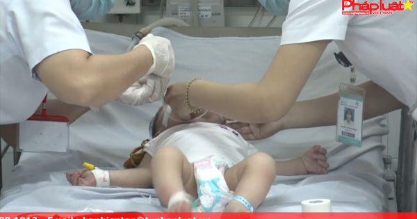 Bệnh viện Nhi Đồng 1 TP HCM: Cảnh báo về dấu hiệu sốt động kinh và co giật