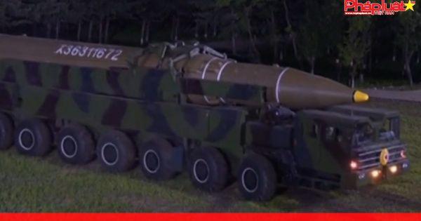 Mỹ khó xác định số đầu đạn hạt nhân của Triều Tiên