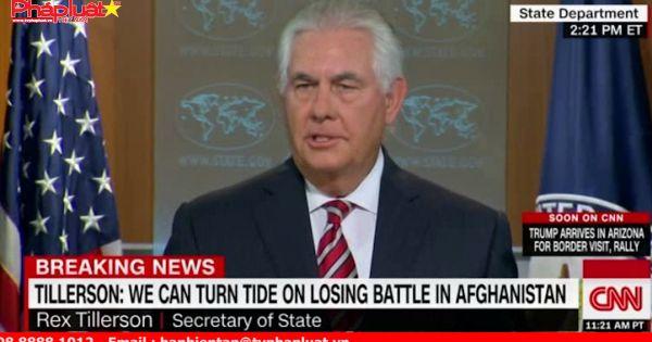 Ngoại trưởng Tillerson thấy có khả năng đối thoại với Triều Tiên
