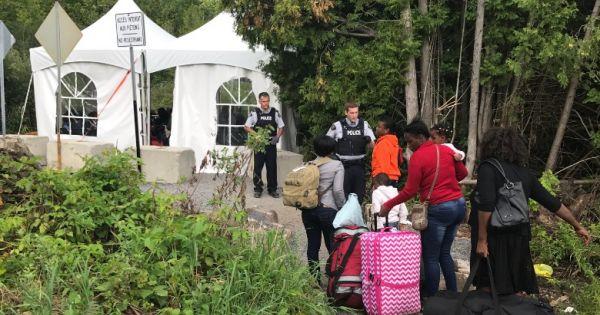 Nhiều người Haiti đang rời Hoa Kỳ, kéo nhau vào Canada
