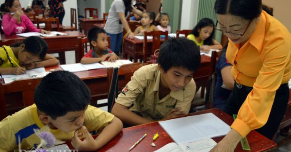 Cà Mau: Lớp học đặc biệt giữa lòng thành phố