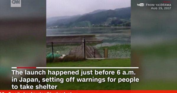 Triều Tiên cho biết mục tiêu kế tiếp là Guam