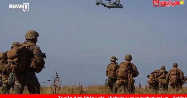 Lầu Năm Góc bắt đầu đưa thêm quân tới Afghanistan