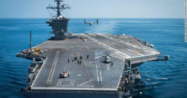 Mỹ lần đầu lên lịch tuần tra ở Biển Đông