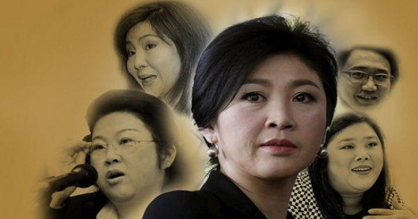 Thái Lan quyết chi 2 tỷ USD để loại ảnh hưởng của gia đình bà Yingluck