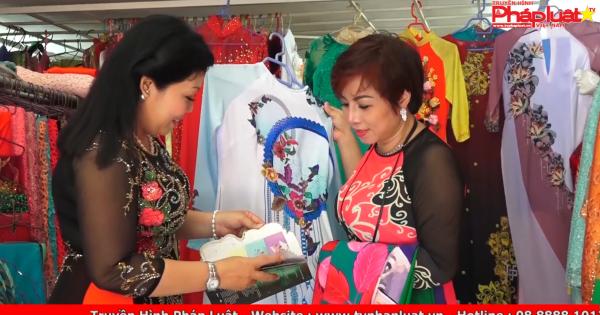 Áo dài - nét đặc trưng riêng của người phụ nữ Việt