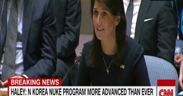 """Đại sứ Hoa Kỳ tại LHQ: Kim Jong Un đang """"cầu xin chiến tranh"""""""