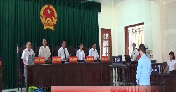 Nghệ An: Dùng cuốc đánh vợ suýt chết, lĩnh 6 năm tù