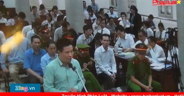 Hà Văn Thắm: Nếu biết hình sự, bị cáo ép đồng nghiệp cũng không làm