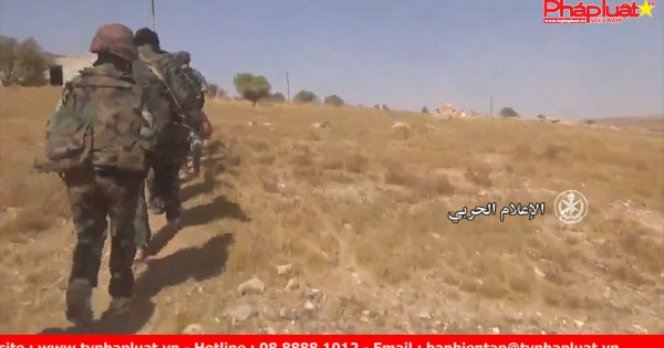 Quân đội Syria đè bẹp IS, đoạt 14 thị trấn và 6 cao điểm tại Homs