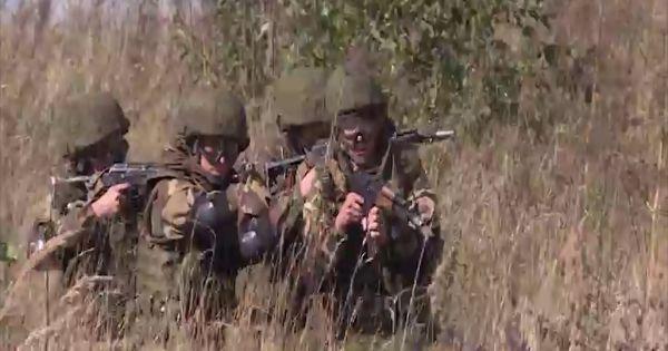 Nga phô diễn sức mạnh quân sự cực đỉnh
