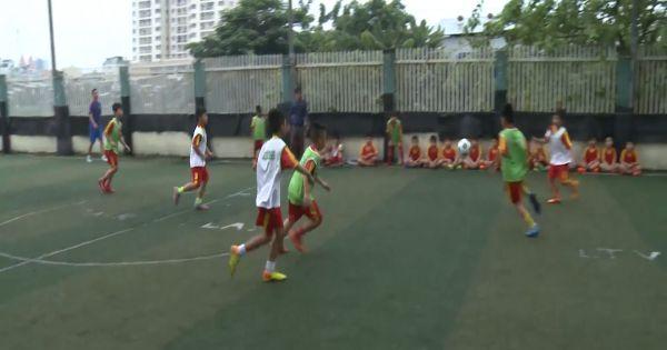TPHCM khởi động Festival bóng đá học đường
