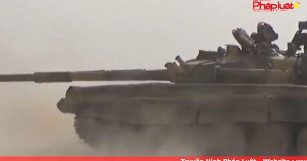"""""""Hổ Syria"""" nghiền nát phiến quân IS tại Tây Deir Ezzor"""