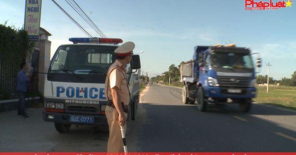 Huyện Đại Lộc (Quảng Nam): Tăng cường công tác đảm bảo an toàn giao thông