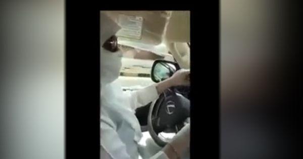 """Ả Rập Saudi: Phụ nữ lái ô tô là """"tội ác"""""""